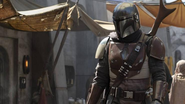 Jon Favreau's Star Wars TV Show Gets Title…The Mandalorian