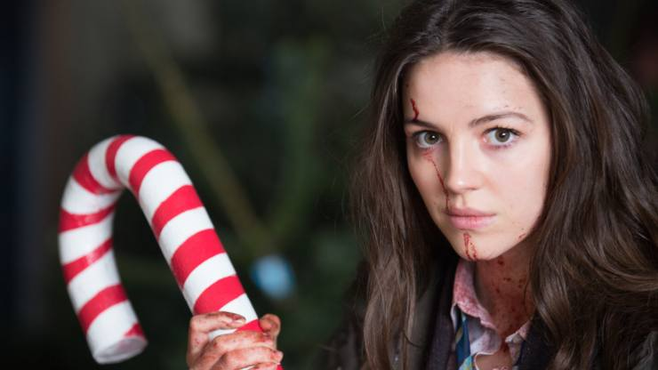 WIN Anna and the Apocalypse Movie Merchandise and 2 Cinema Tickets