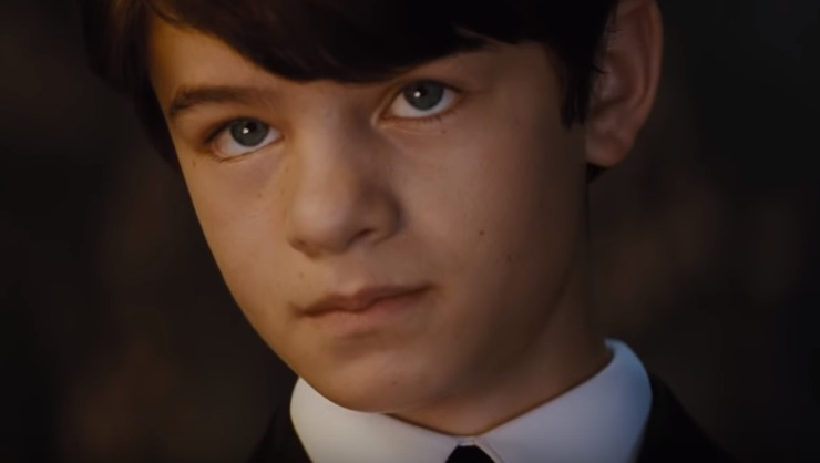 Disney's Artemis Fowl First Trailer Wants His Daddy Back