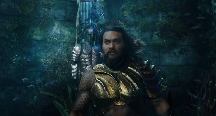 Go Behind The Scenes In New Aquaman Featurette