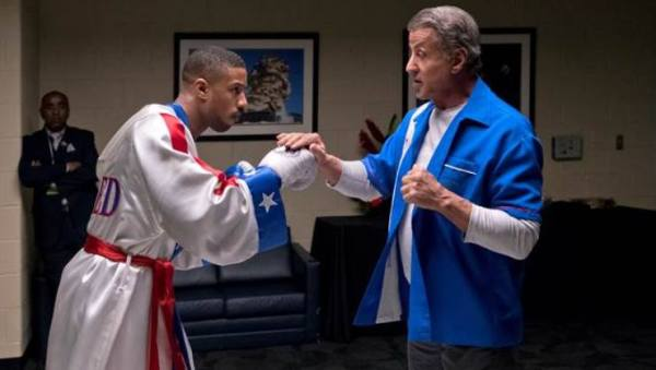 New Creed II Clip 'Taking The Fight'
