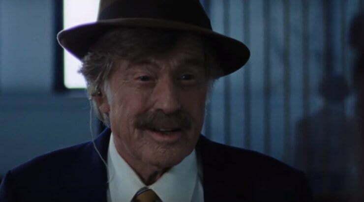 Win The Old Man & The Gun Starring Robert Redford On DVD