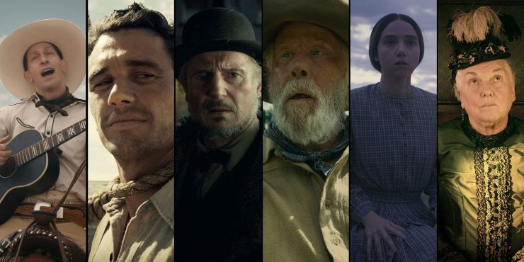 Film Review – The Ballad of Buster Scruggs (2018)