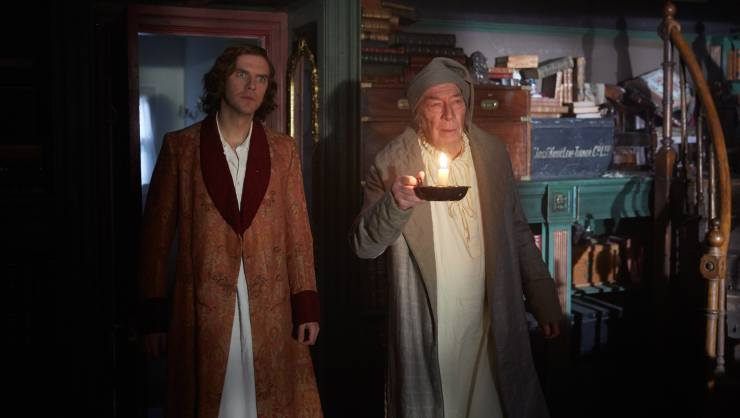 Film Review – The Man Who Invented Christmas (2017)