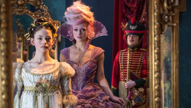 Film Review – The Nutcracker & The Four Realms (2018)