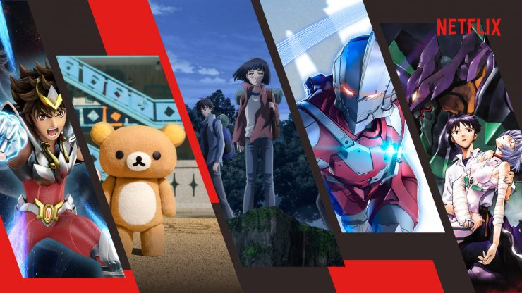 Netflix's 2019 Anime Highlights Slate Revealed