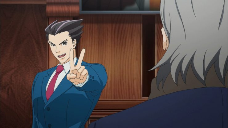 Anime Review – Ace Attorney (Season One)