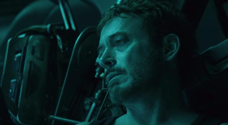 The Journey Is The End Watch Avengers: Endgame First Trailer
