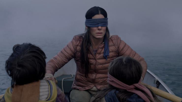 World Is Even Bleaker In Bird Box Second Trailer