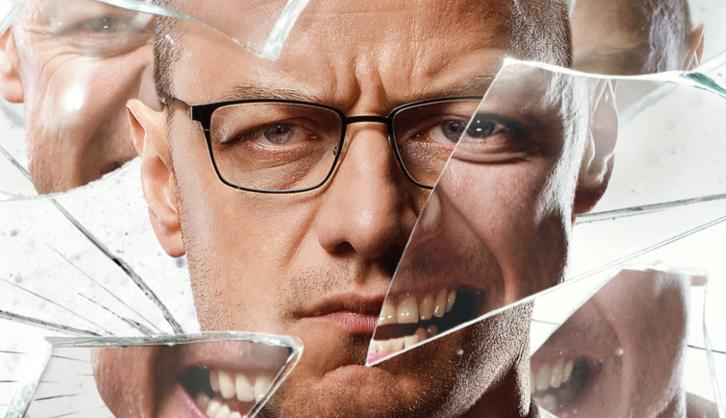 Spotlight On David, Elijah, Kevin In Glass Character Posters