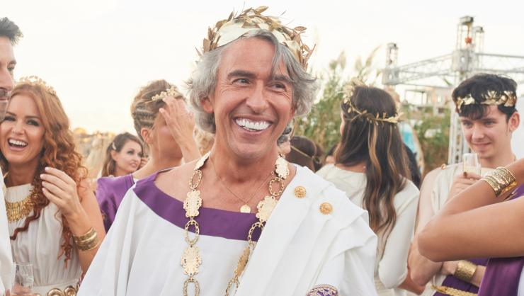Steve Coogan Is The Party Animal In First Images Of Greed