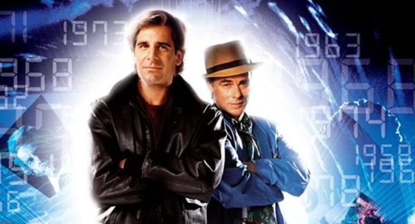 Win Quantum Leap Complete Series Box-Set On Blu-Ray