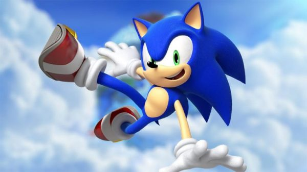 First 'Sonic The Hedgehog' Poster Races Online