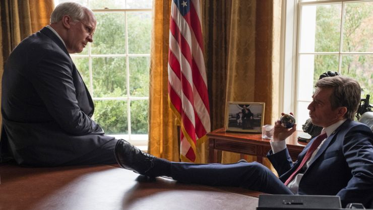 New Clips For Vice Show Two Sides Of Dick Cheney
