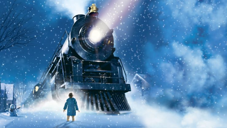 Win The Polar Express – Limited Edition Film & Book Collection