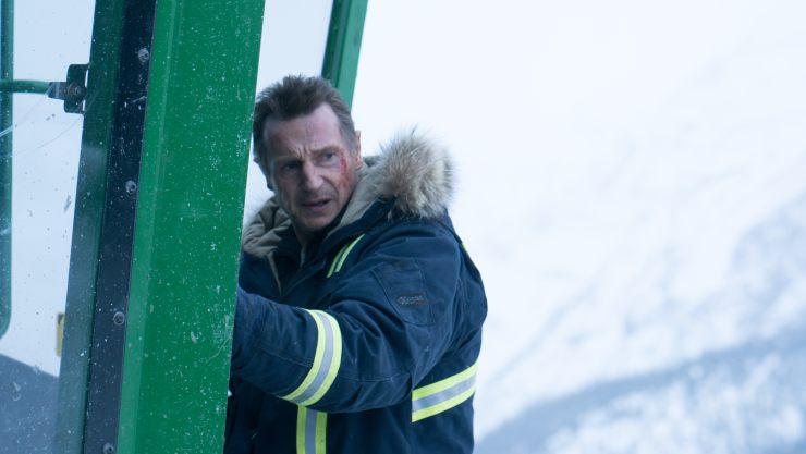 Win Cold Pursuit On DVD