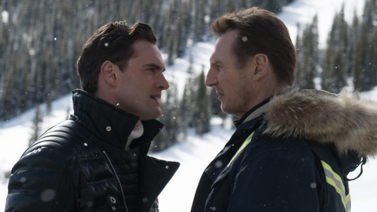 New Posters And Images For Cold Pursuit Starring Liam Neeson