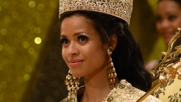 First Look At  Gugu Mbatha-Raw In Misbehaviour Miss World Protest Film