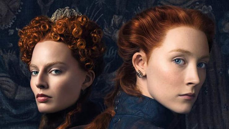 Film Review – Mary Queen Of Scots (2019)