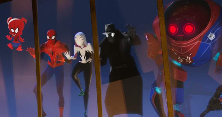 Spider-Man: Into The Spider-Verse Getting A limited IMAX Release