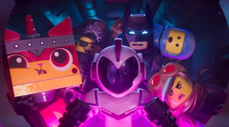 The Lego Movie 2 Featurette Looks At The Cast Plus 'Catchy Song'