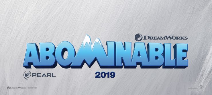 First Look Poster For DreamWorks Animation's Upcoming 'Abominable'