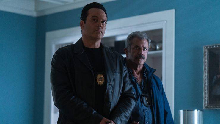 Win Dragged Across Concrete On DVD