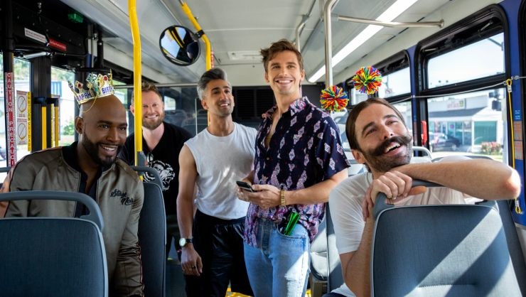 Fab 5 Will Be Back Next Month With Queer Eye Season 3!