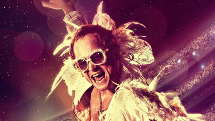 Rocketman Featurette Taron Egerton's Elton John 'Will Sing'