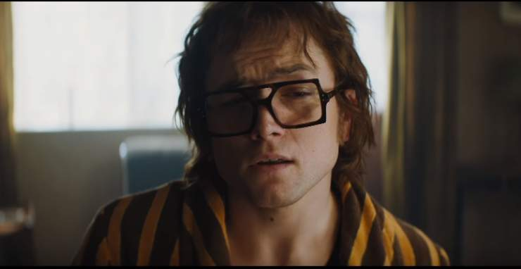 Taron Egerton Is In The Stars With New Rocketman Trailer
