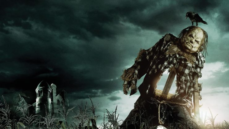 Scary Stories To Tell In The Dark TV Spots Unearth Horror For Kids Or Is It?!