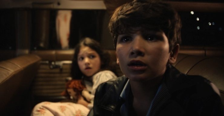 Watch The Curse of La Llorona Trailer 2 She's Coming For Your Children!