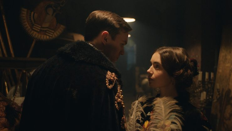 Tolkien: Nicholas Hoult & Lily Collins Interview