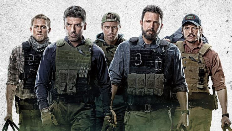 In Netflix's Triple Frontier Trailer Money Is The Mission