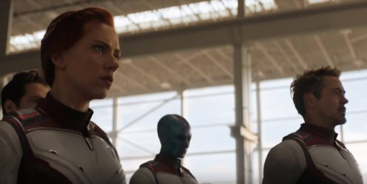 New Avengers: Endgame TV Spot Honours The Fallen