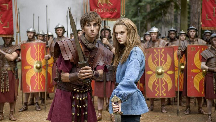 'Rotten Romans'! Horrible Histories The Movie Gets First Trailer!