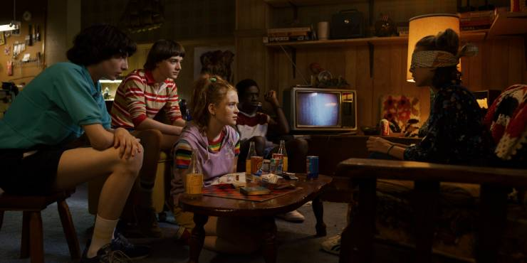 "You'll Be ""Bricking It"" When You Build LEGO® Stranger Things"