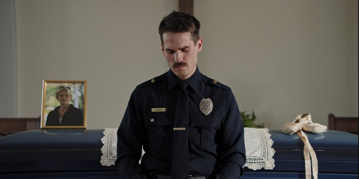 Watch The Darkly Funny UK Trailer For Thunder Road Starring Jim Cummings
