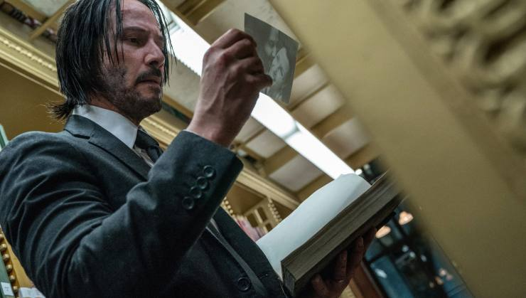 John Wick: Chapter 3 – Parabellum Tops Official Film Chart
