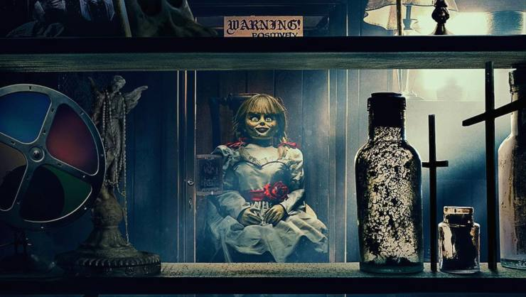 In Annabelle Comes Home First Trailer She's Back With The Warrens!