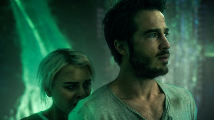 Win Sci-Fi Thriller Beyond The Sky On DVD