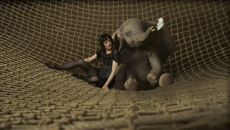 Dumbo Flies Into No 1 Spot In UK And Irish Cinema Box Office!