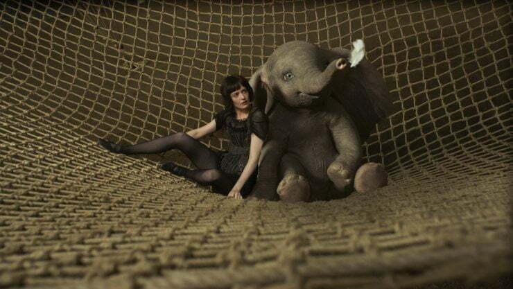 Dumbo Flies Into No 1 Spot In UK And Irish Cinema Box Office!
