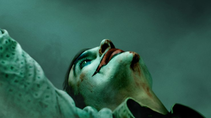 Put On A Happy Face For First Look Joker Poster