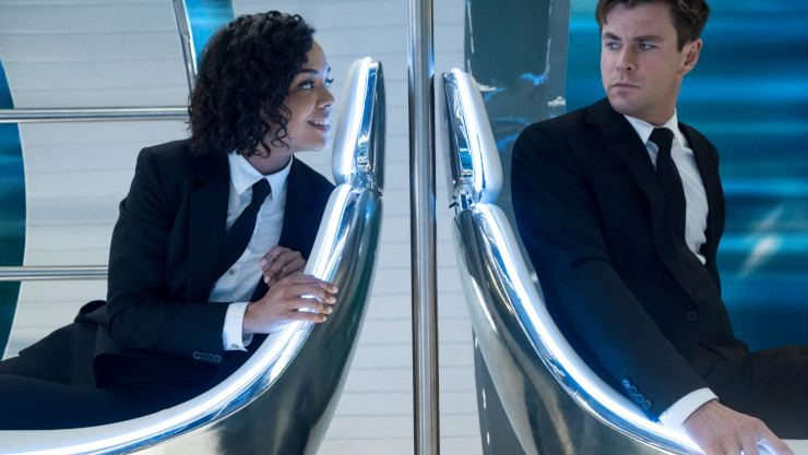 Men In Black International New Trailer The World Is Not Going To Save Itself
