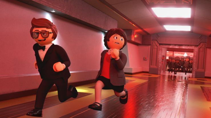 Let's Get Epic In New Playmobil: The Movie Trailer