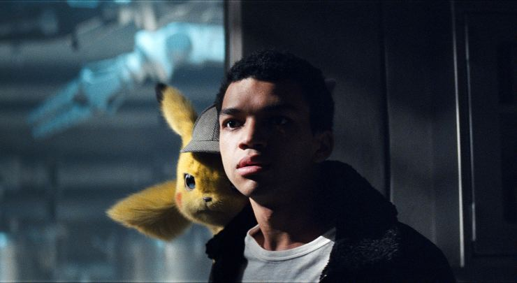 Catch Them All In New  Pokemon: Detective Pikachu Poster