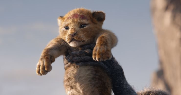 The King Is Alive In New The Lion King Remake Trailer