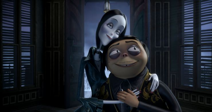 Think Your Family Is Weird? Watch The Addams Family First Trailer!