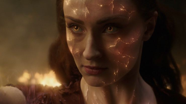 In X-Men: Dark Phoenix Third Trailer  A'Phoenix Will Rise'